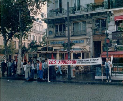 Manifestation Paris (1988)