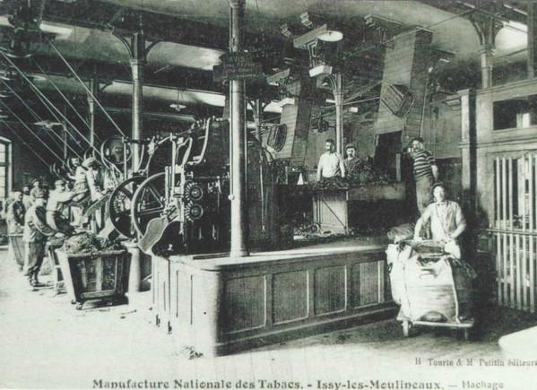 Manufacture des Tabacs  d'Issy-les-Moulineaux - Seita (1904-1978)