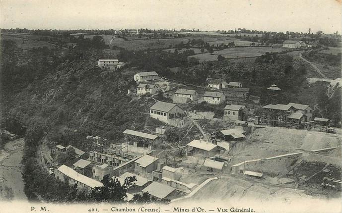 Découvrir la Creuse Les mines d'or du Châtelet