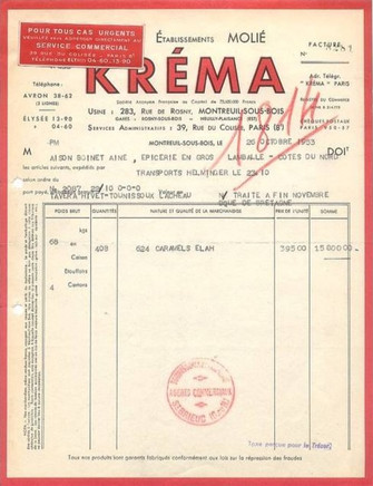 Kréma Montreuil (1926-1994)