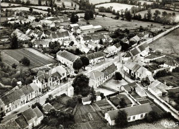 Ville de Budelière (715 habitants)