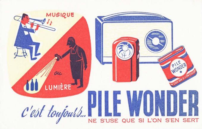 Piles Wonder Lisieux (1962-1985)