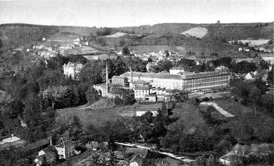 La Manufacture de Tapis Sallandrouze Aubusson (1802-1992)