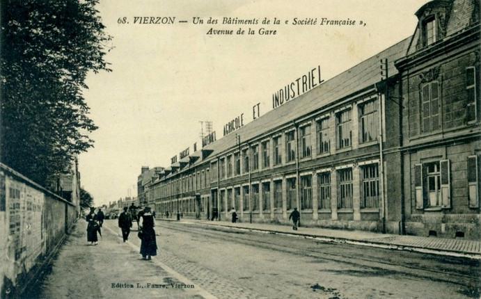 Société Française de Vierzon (1848-1995)