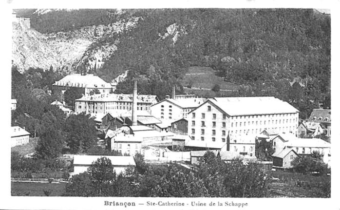 Schappe Briançon (1842-1932)