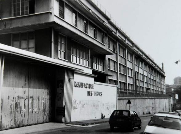Manufacture des Tabacs Marseille- Seita (1868-1990)