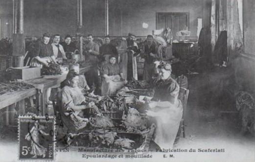 Manufacture des Tabacs de Pantin  Seita (1870-1982)