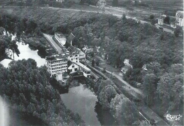 Matra-Nortel Châteaudun (1917-2008)