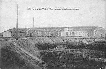 Schneider Montchanin-les-Mines