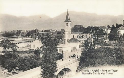 Aussédat-Rey - Papeterie de Cran Gevrier (1801-2006)