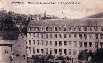 Braquenié Aubusson