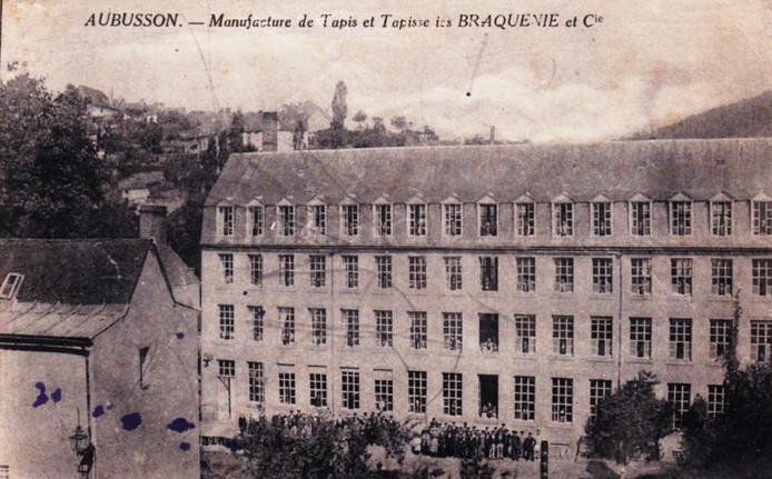 Braquenié Aubusson (1860-1992)