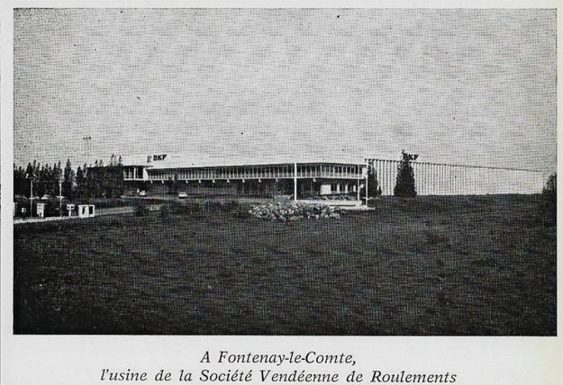 SKF Fontenay-le-Comte (1969-2009)