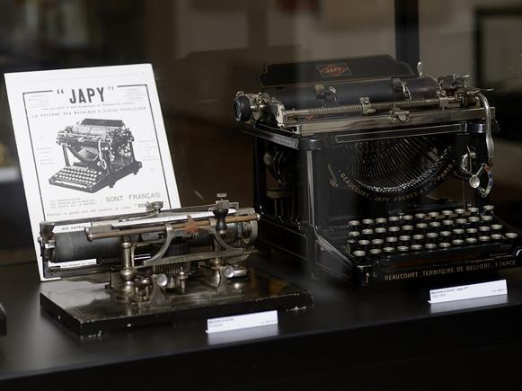 Le Musée Frédéric Japy 16 Rue Frédéric Japy, 90500 Beaucourt
