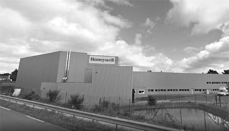 Honeywell Plaintel (1974 - 2018)