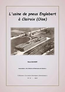 L'usine de pneus Englebert à Clairoix