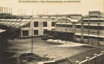 Thomson-Houston - Alstom -  Areva Saint-Ouen (....-2006)