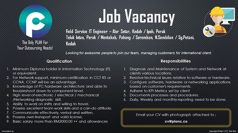Field Services IT Engineer - Aug 2020.jp