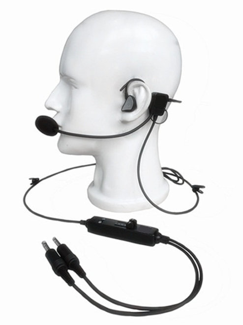 in-Ear Type Aviation Headset Light Weight - Passive ANR! Non-Bluetooth