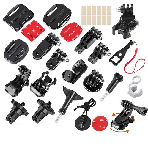 GoPro Mounts/Accessories Package