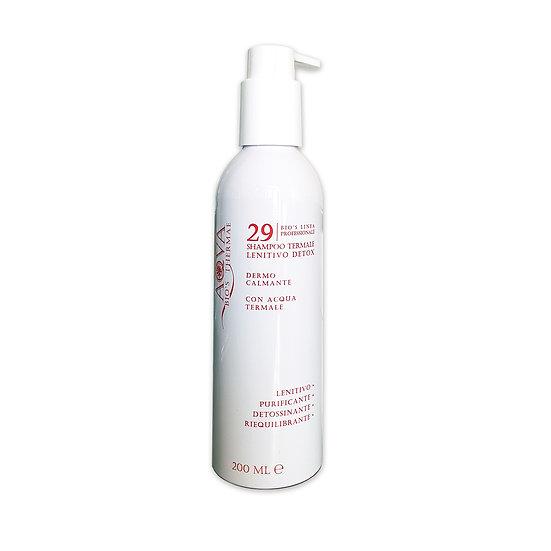 Shampoo Condizionante Termale Lenitivo Detox