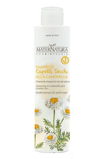 SHAMPOO CAPELLI SECCHI ALLA CAMOMILLA 250 ml