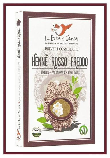 HENNÉ ROSSO FREDDO 100 gr