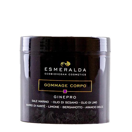 GOMMAGE CORPO E VISO AL GINEPRO 250 ml