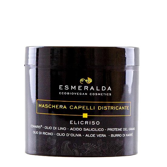 MASCHERA CAPELLI DISTRICANTE ALL'ELICRISO 200 ml