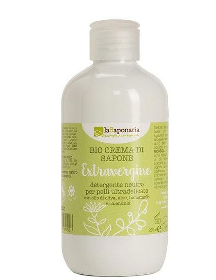 Crema di sapone extravergine