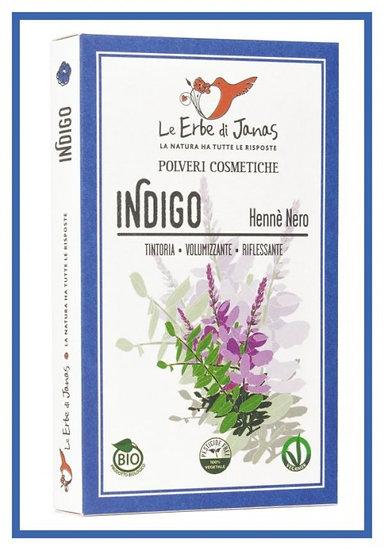 INDIGO HENNÉ NERO BIO