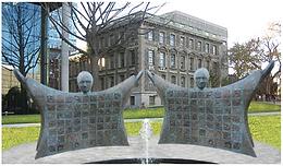 The Child Abuse Survivors' Monument