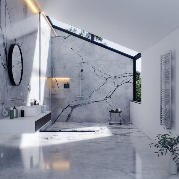 3D Rendering/Bathroom