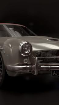 3D Car Rendering