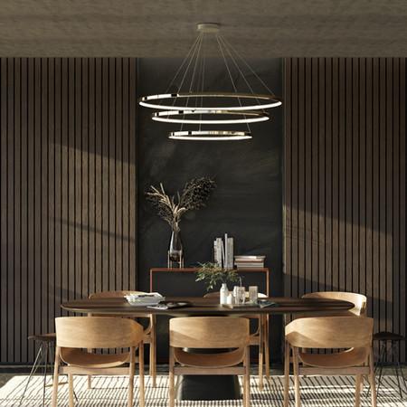 3D Interior rendering/Dining