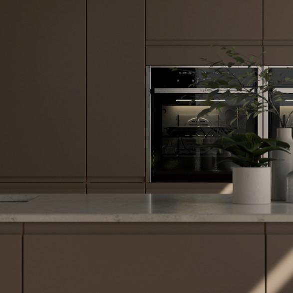 3D Rendering/Kitchen/Accesories