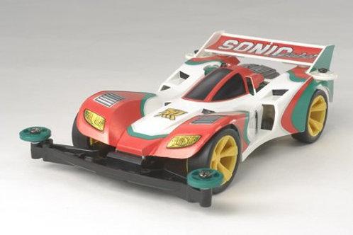 Sonic Saber Premium ( Super II Chassis )