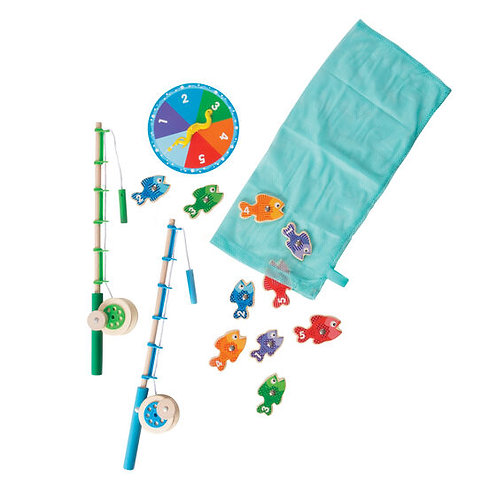 Catch And Count Fishing Game - M&D