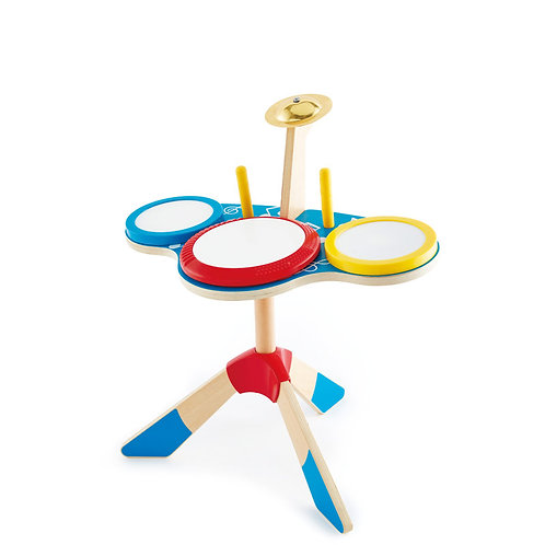 Drum And Cymbal Set - Hape