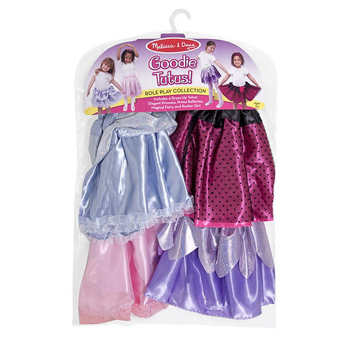 Goodie Tutus Role Play Collection - M&D