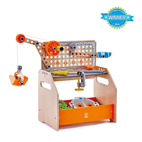 Discovery Scientific Workbench - Hape
