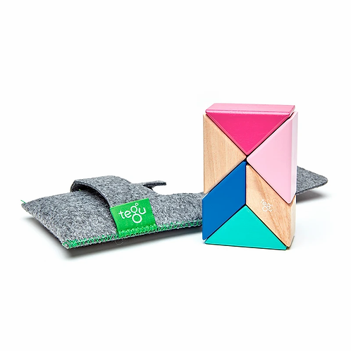 Pocket Pouch Prism: Blossom - Tegu