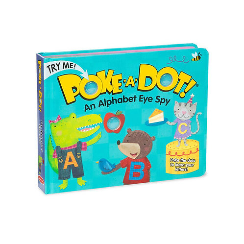 Poke-a-Dot An Alphabet Eye Spy - M&D