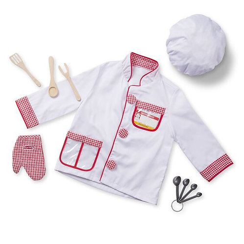 Role Play Set Cheff - M&D