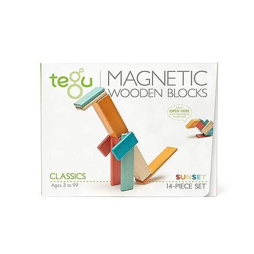 Classic 14 Pieces - Tegu