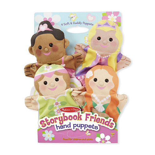 Storybook Friends Hand Puppets - M&D