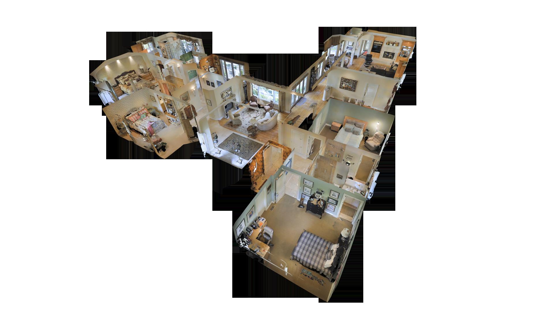 3D Interactive Tours