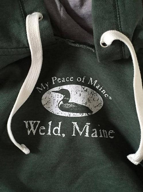 12 Customized Perfect Throwback Sweatshirt / 12-count minimum