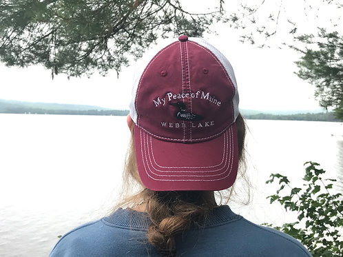 12 Customized Red-Eyed Loon™ Trucker Hat/12-count minimum