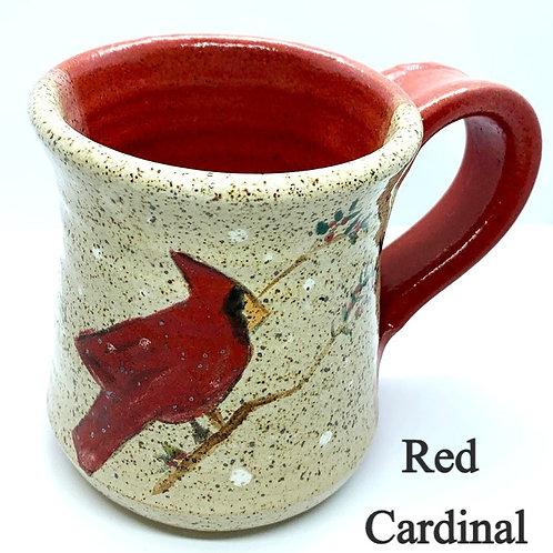 Merry Cardinal Mug